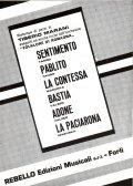 Sentimento-Pablito-La Contessa-Bastia-Adone-La Paciarona