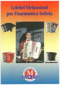 Famous Virtuosities For Accordion Soloist